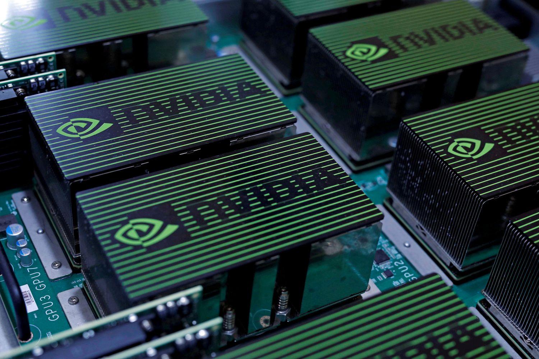 """""""Nvidia"""": kriptovaliutų """"kasimas"""" nebeauga taip greitai"""