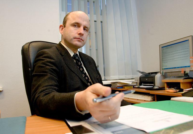 Algis Bagdonas, NŽT direktoriaus pavaduotojas. Vladimiro Ivanovo (VŽ) nuotr.