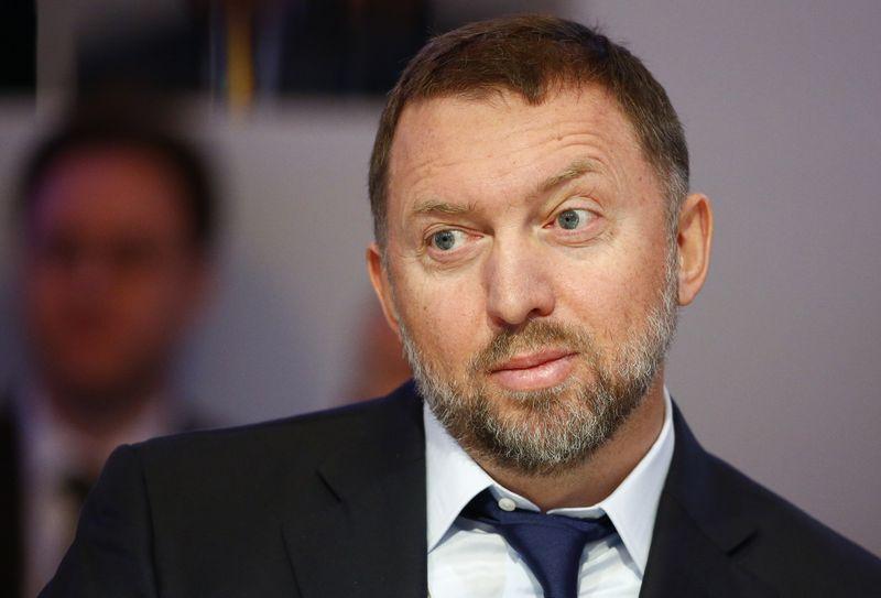 """Rusijos oligarchas Olegas Deripaska. Rubeno Spricho (""""Reuters"""" / """"Scanpix"""") nuotr."""