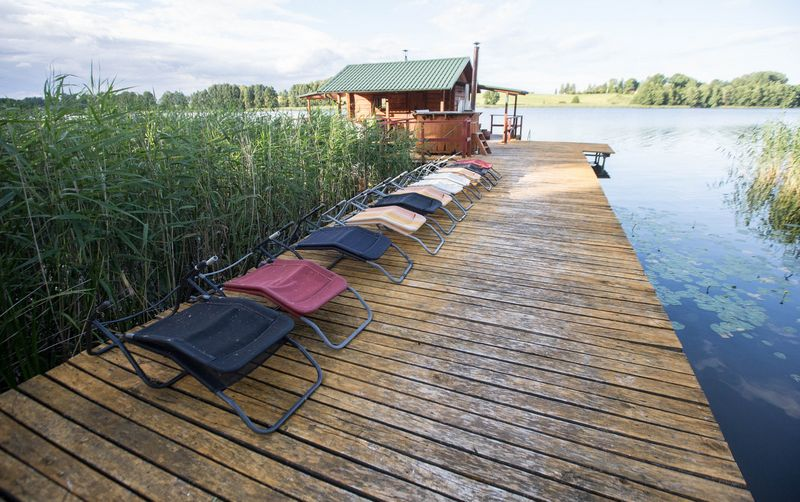 Vandens telkinys šalia ir visiška ramybė – pagrindiniai reikalavimai, kuriuos lankytojai kelia kaimo turizmo sodyboms. Juditos Grigelytės (VŽ) nuotr.