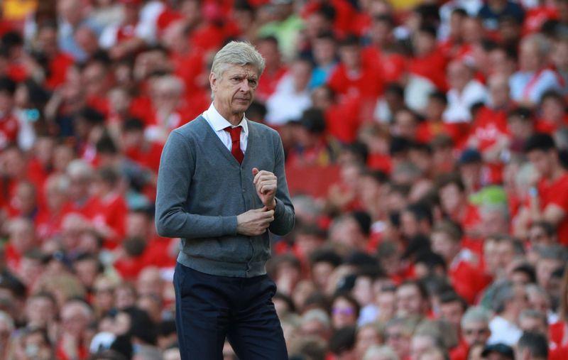 """Ilgametis Londono """"Arsenal"""" treneris Arsene'as Wengeras mano, kad turtingiausi Europos futbolo klubai neišvengiamai susiburs naujoje lygoje. """"Reuters"""" / """"Scanpix"""" nuotr."""
