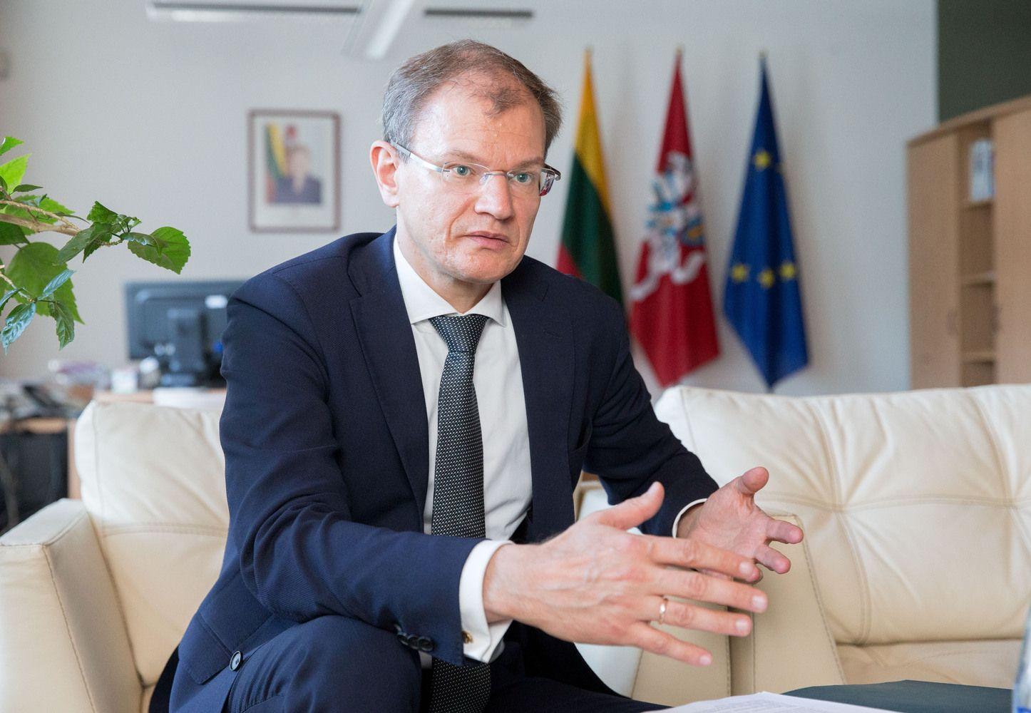 """Per mažai ir per vėlai"": Lietuvos žemdirbiai 2027 m. gautų 80% ES vidurkio"