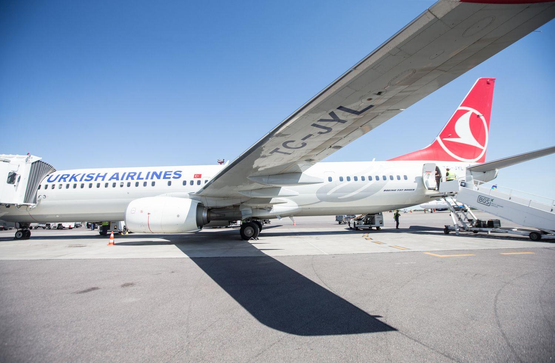 """""""Tez Tour"""" pradeda bendradarbiavimą su """"Turkish Airlines"""""""
