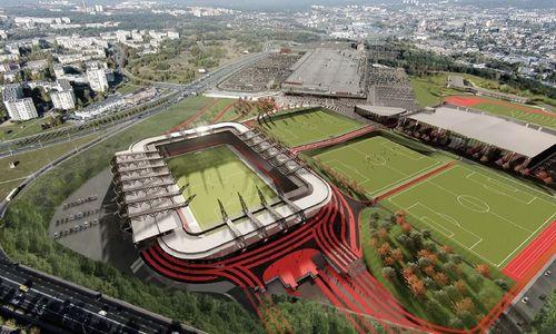 Nacionalinio stadionostatybos sutartį tikimasi pasirašyti iki rudens