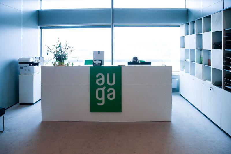 """""""Auga group"""", biuras. Vladimiro Ivanovo (VŽ) nuotr."""