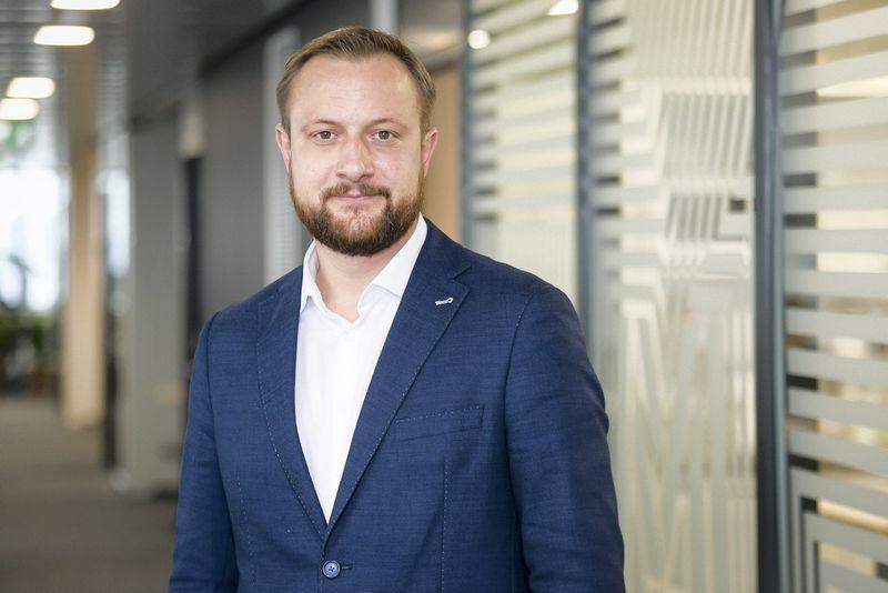 """Liudas Liutkevičius, """"Modus Group"""" valdybos pirmininkas. Bendrovės nuotr."""