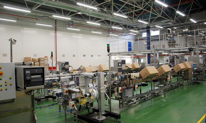 """UAB """"Mars Lietuva"""" per parą pagamina apie 200 t maisto gyvūnams. Mildos Ancevičės nuotr."""