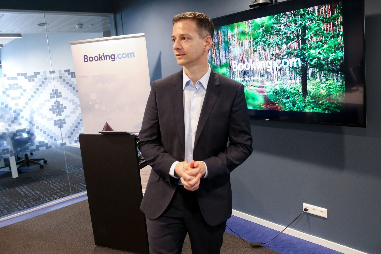 """""""Booking.com"""": samdymo tempas Lietuvoje tenkina, pasaulyje auga ne viešbučių segmentas"""