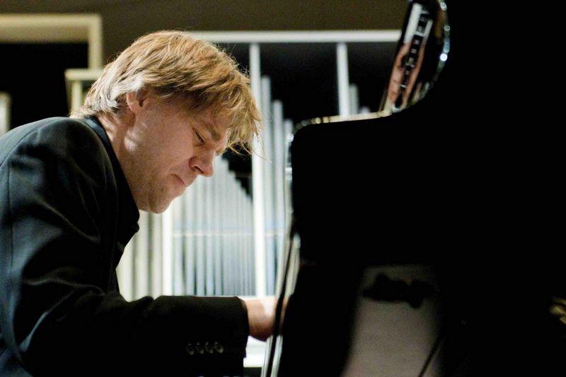 Pianistas Andrius Žlabys. Dmitrijaus Matvejevo nuotr.