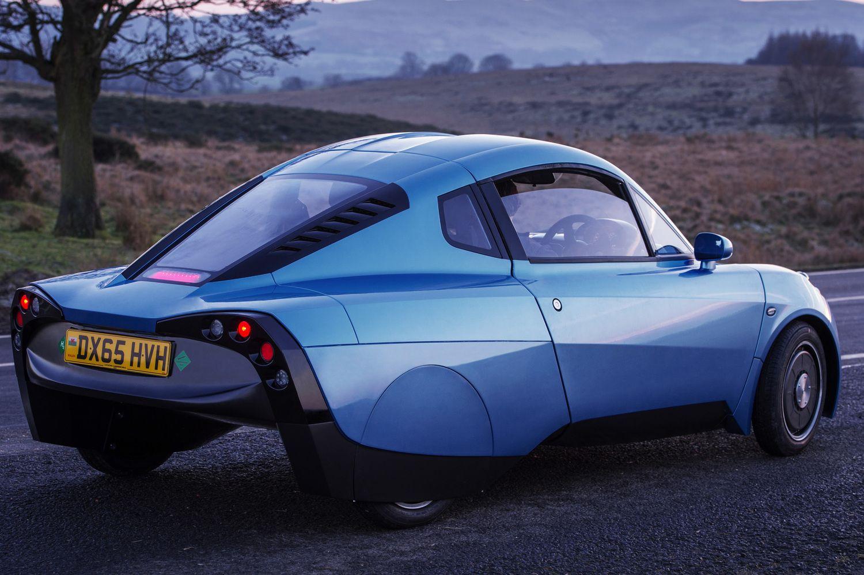 """Britų """"Riversimple"""" pradės gaminti vandeniliu varomus automobilius""""Rasa"""""""