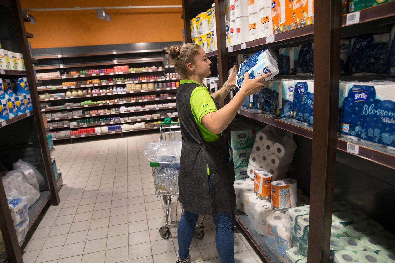 """""""Norfos mažmenos"""" pelnas sumažėjo 7,4%"""