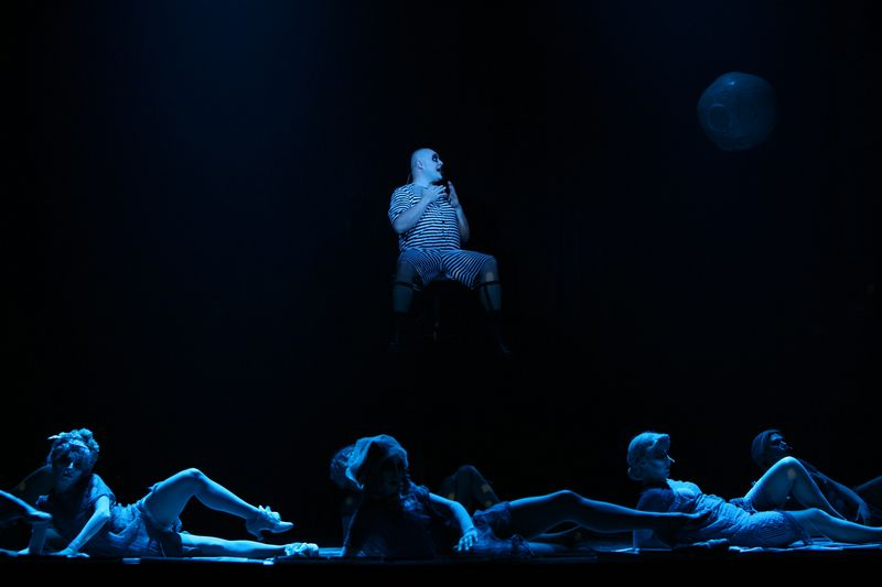 "Kauno valstybinis muzikinis teatras. Eriko Ovčarenko (""15min.lt"" / ""Scanpix"" ) nuotr."