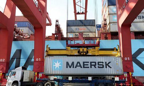 """""""Maersk"""" įspėja:auga rizikoslaivininkystei, verslas Irane – neįmanomas"""