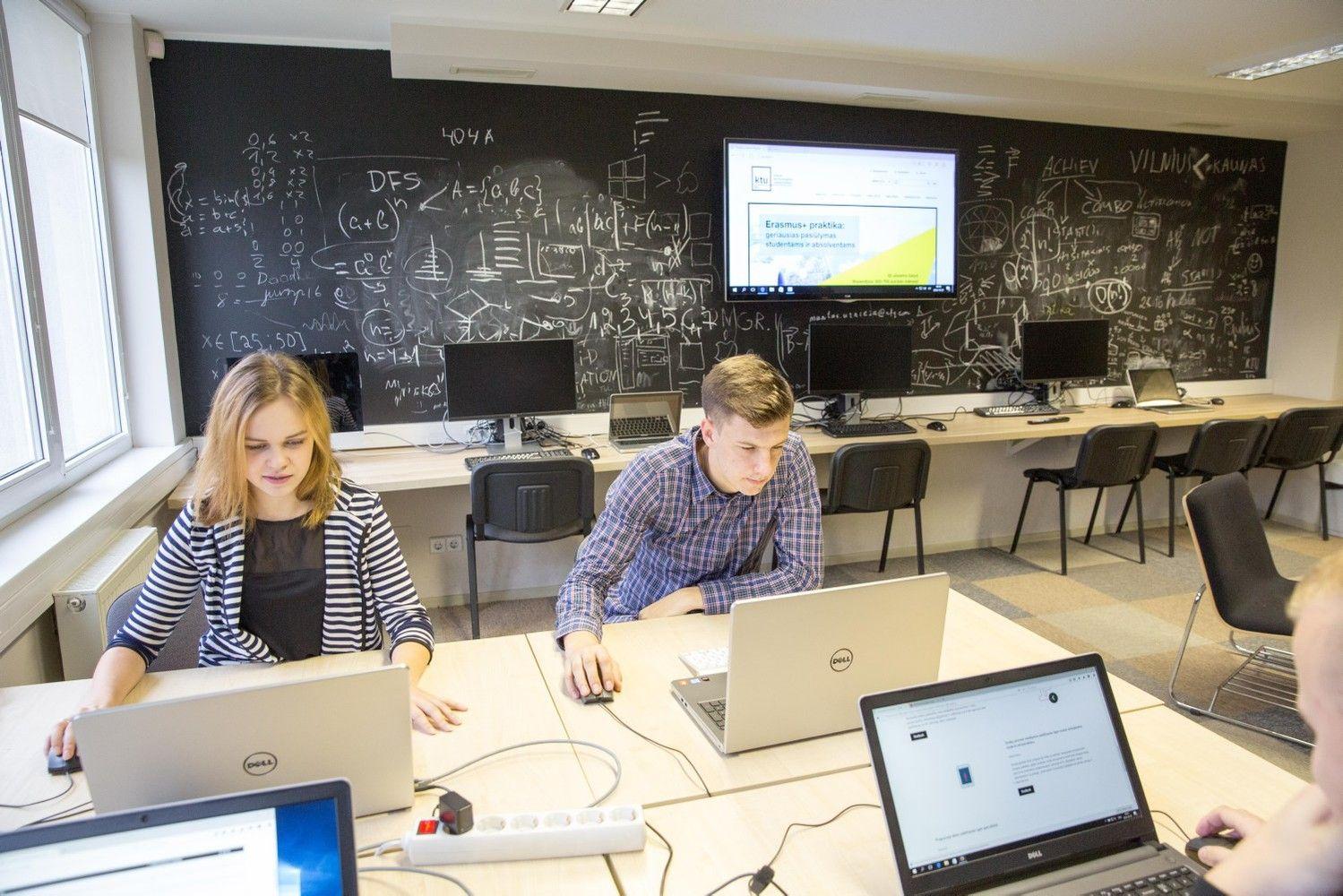 IT įmonės Kaune talentingus programuotojus pastebi jau gimnazijos klasėje