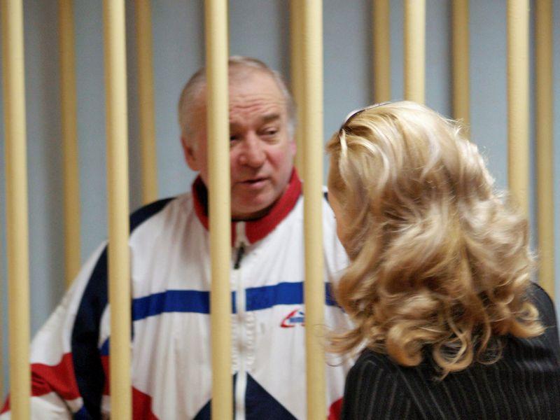 """Buvęs Rusijos šnipas Sergejus Skripalis. Jurijaus Senatorovo (""""Reuters"""" / """"Scanpix"""") nuotr."""