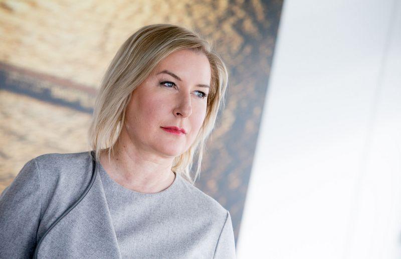 """Raimonda Kižienė, """"Euroapotheca"""" valdybos pirmininkė ir generalinė direktorė. Juditos Grigelytės (VŽ) nuotr."""
