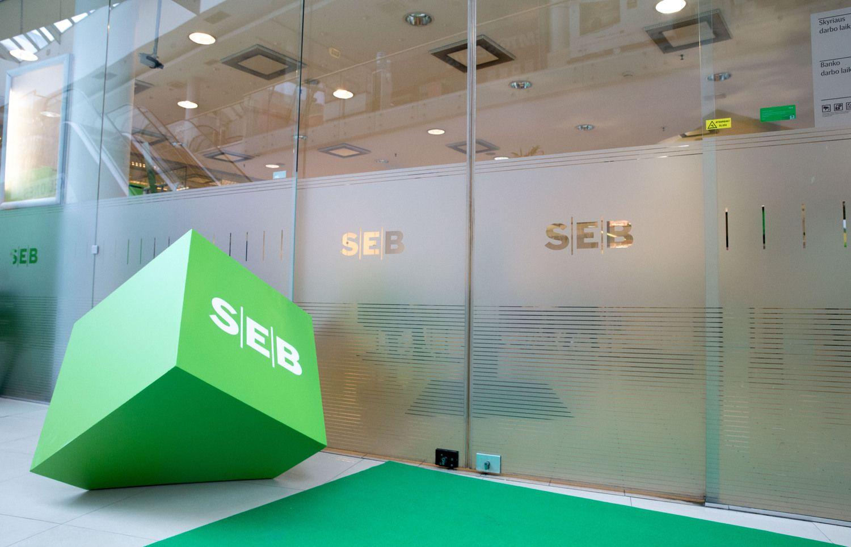 SEB nurodė, kokius duomenis apie vartotojus renka