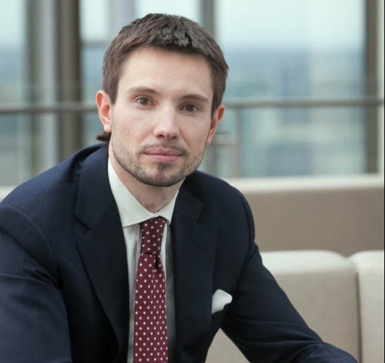 """""""Lietuvos draudimo"""" Verslo klientų departamentui vadovaus Laurynas Šeškevičius"""