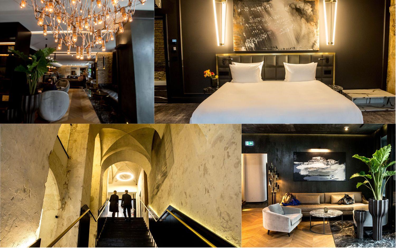 Istoriniuose Pacų rūmuose duris atveria 5 žvaigždučių viešbutis