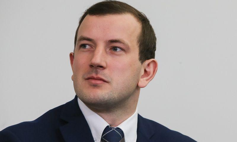 Ūkio ministras Virginijus Sinkievičius. Vladimiro Ivanovo (VŽ) nuotr.
