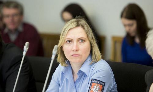 Statybos inspekcijos vadovo konkursą laimėjo Kuklierienė