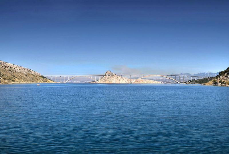 Krko sala Kroatijoje. Matton nuotr.