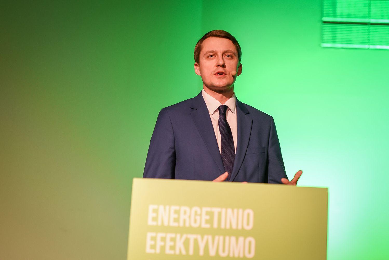 """Vaičiūnas:EK tyrimo dėl """"Gazprom"""" tiesioginė reikšmė Lietuvai sumažėjo"""
