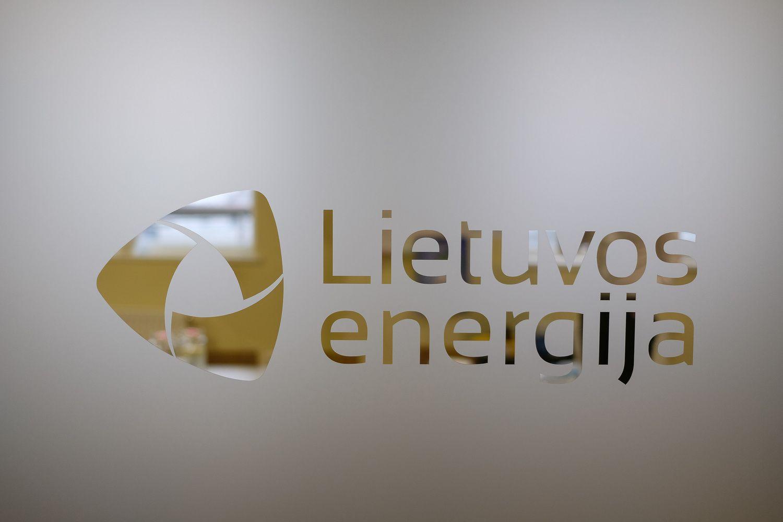 """Lietuvos energija""žada 1,6 mlrd. Eurgrąžos iki 2030 m."