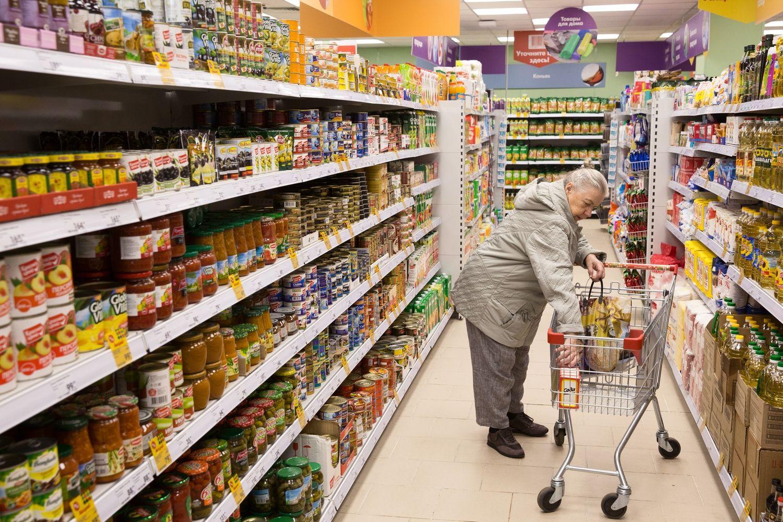 Besikeičianti JAV rinka tirpdo maisto pramonės milžinų pelną
