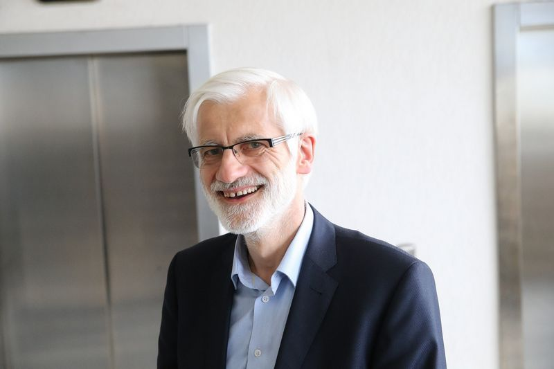 """Albertas Šermokas, informacinių technologijų UAB """"Asseco Lietuva"""" generalinis direktorius. Vladimiro Ivanovo (VŽ) nuotr."""