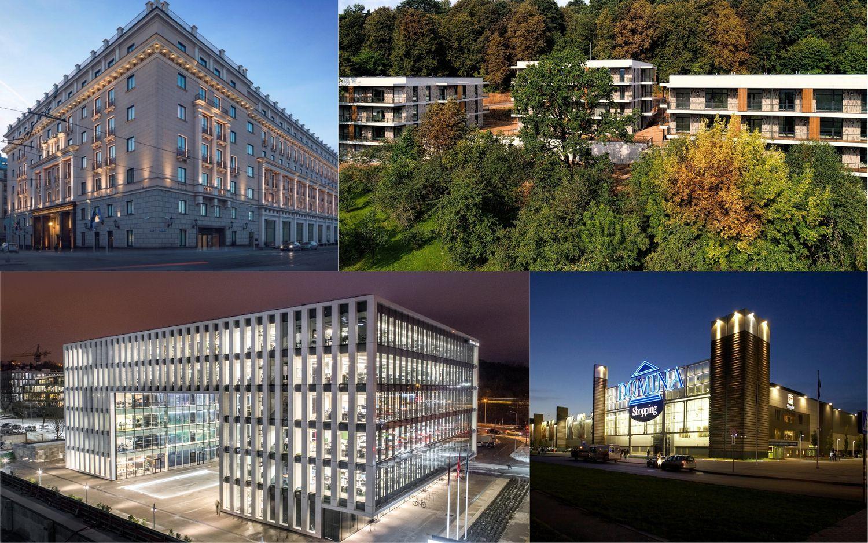 Paskelbti geriausi NT projektai Baltijos šalyse