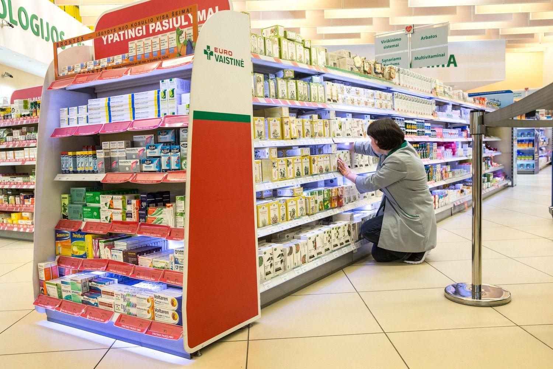 Vaistų ir papildų reklamos nedraus, bet reglamentuos kitaip