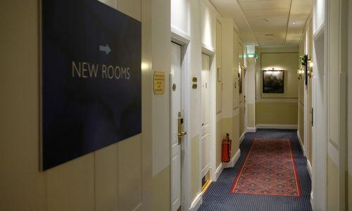 """Viešbutyje """"Radisson Blu Royal Astorija"""" – naujas aukštas, bus renovuotas ir antrasis pastatas"""