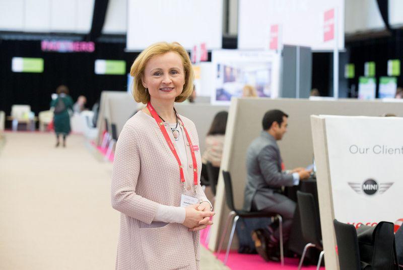 """Jolanta Beniulienė, VšĮ """"Go Vilnius"""" Turizmo ir konferencijų biuro vadovė: """"Renginių dinamika pozityvi, bet Vilnius gali daugiau."""" Juditos Grigelytės (VŽ) nuotr."""