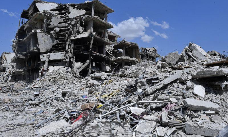 Rusijos valdžia pranešė apie 4 Sirijoje žuvusius savo karius. Scanpix nuotr.