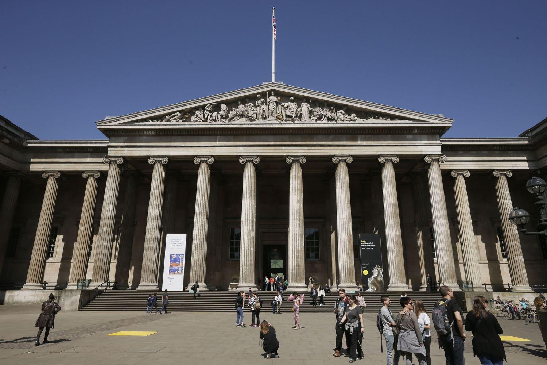 Paskelbtas lankomiausių pasaulio muziejų dešimtukas