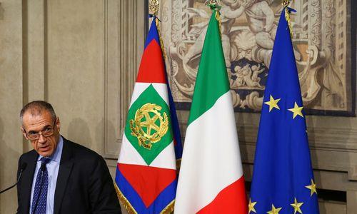Euras itališkai – po 1,15 USD, rinkose – rizikos netoleravimo užkratas
