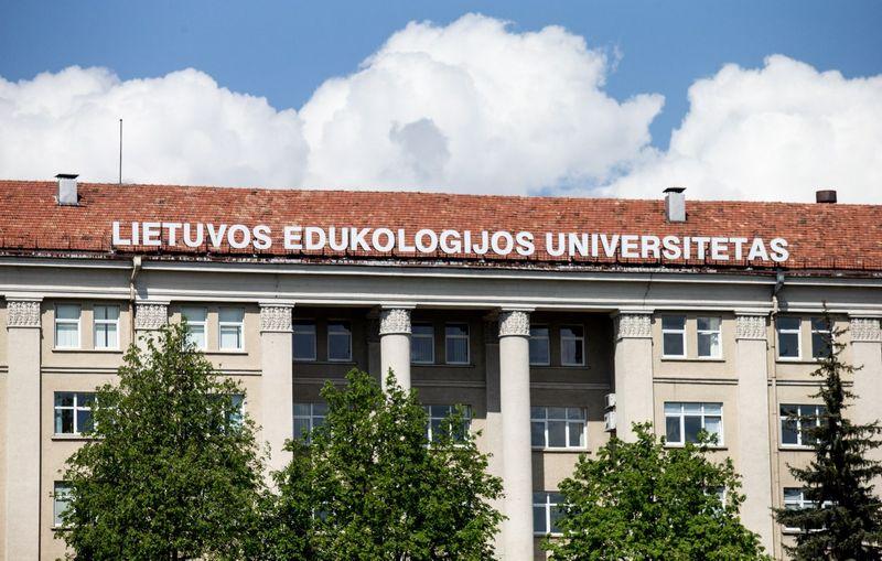 Lietuvos edukologijos universitetas. Juditos Grigelytės (VŽ) nuotr.
