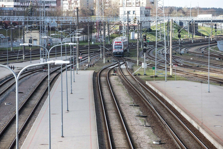"""Skelbiamas konkursas """"Rail Baltica"""" energijos posistemio pirkimo ir įdiegimo strategijai parengti"""