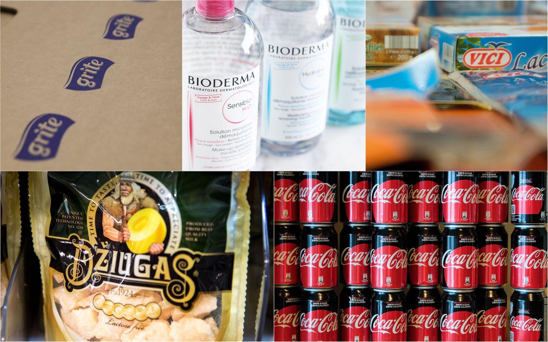 """Prekių ženklų komunikacija: matomumas """"Coca-Colai"""", palankumas – """"Džiugui"""""""
