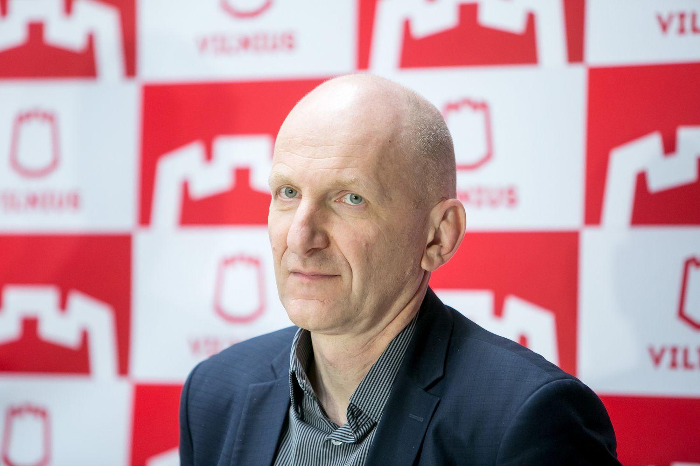 Vyriausiasis Vilniaus architektas: pasitelkiamemeduolį ir bizūną