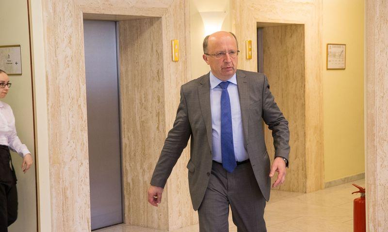 Andrius Kubilius. Vladimiro Ivanovo (VŽ) nuotr.
