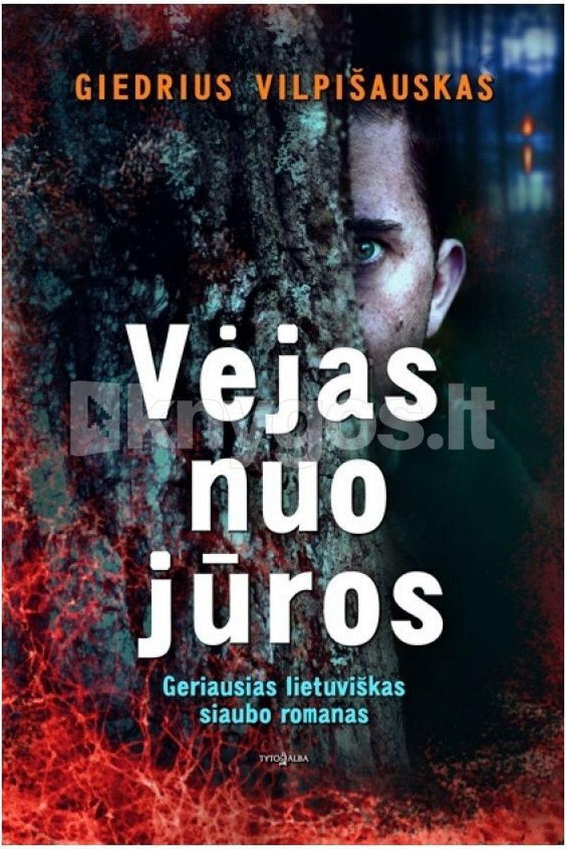 """Giedrius Vilpišauskas, """"Vėjas nuo jūros"""", """"Tyto alba"""", 2017 m., p. 415"""
