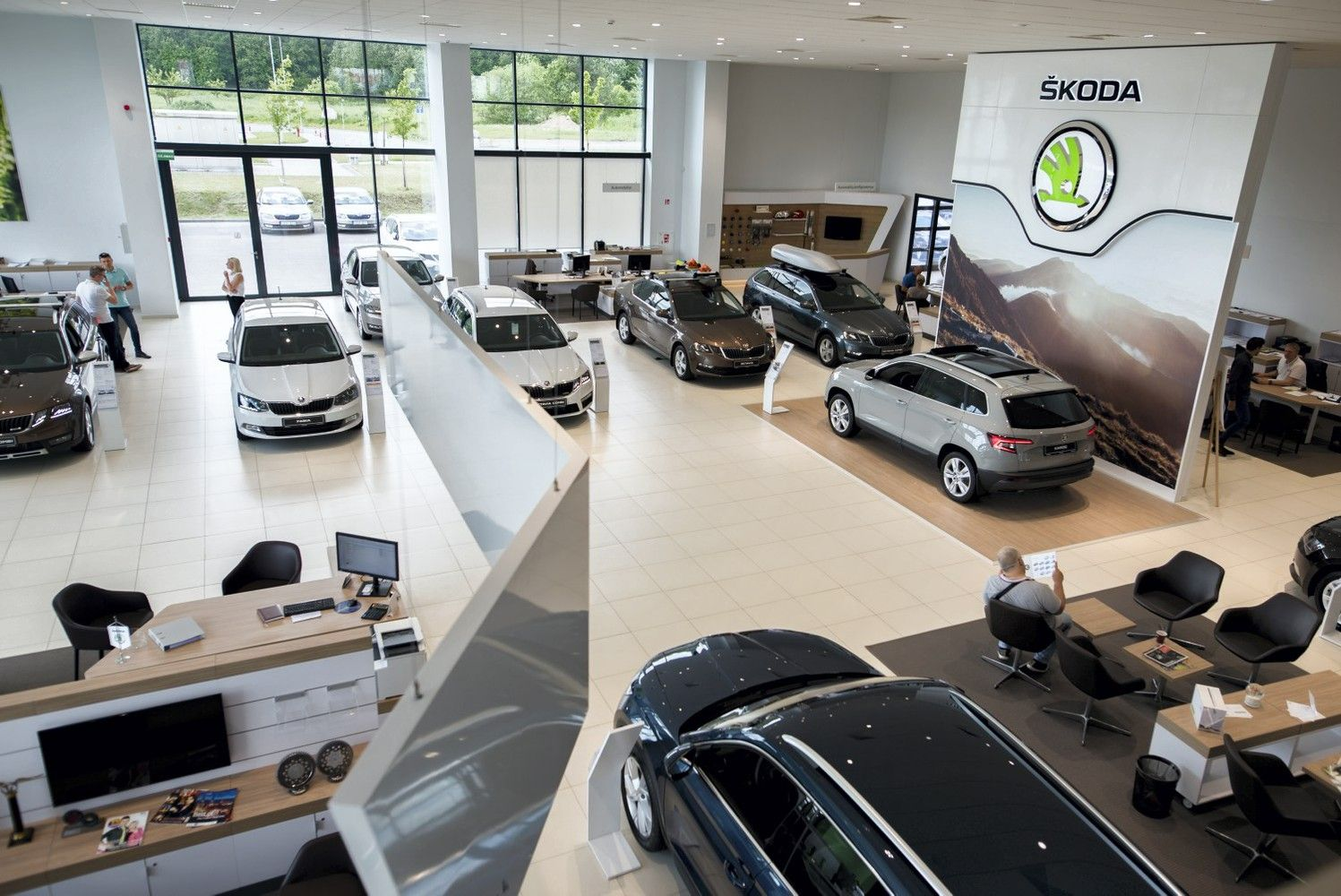 """""""Škoda"""": sėkminga funkcionalumo ir stiliaus sąjunga"""
