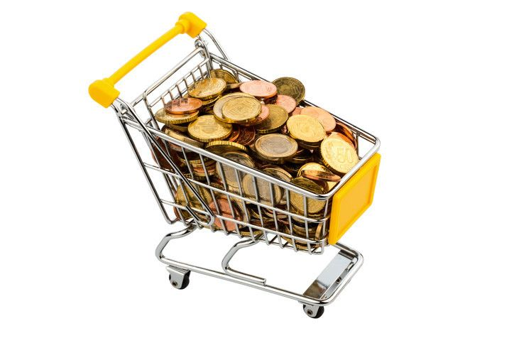 11 požymių, kad švaistote pinigus