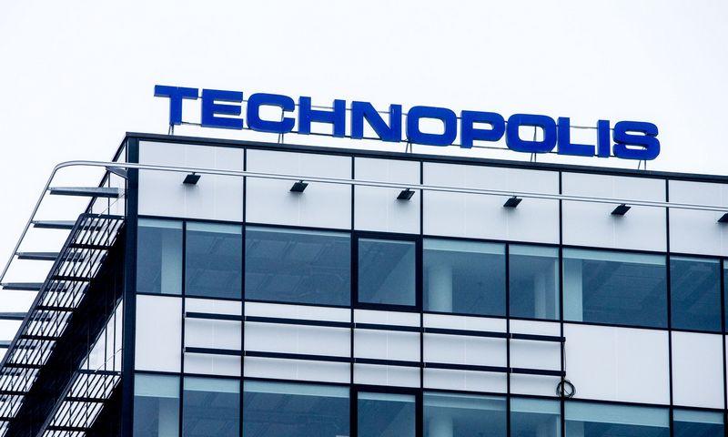 """Technopolio"" biuro pastatų projektas ""Delta"" Vilniuje, Balčikonio gatvėje. Juditos Grigelytės (VŽ) nuotr."