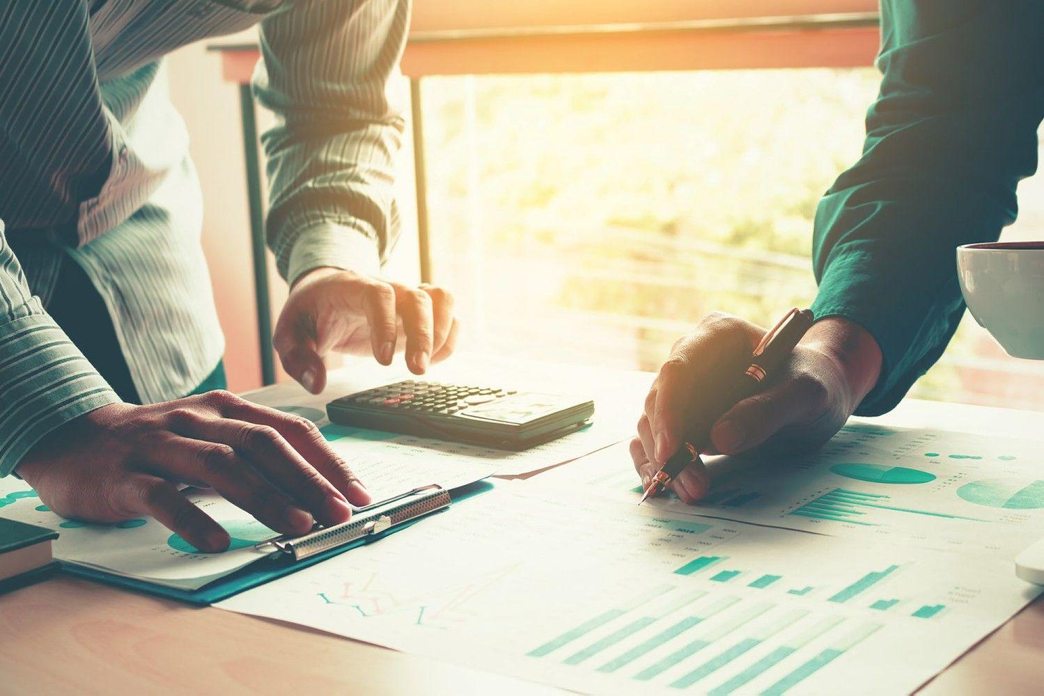 Finansinė injekcija verslo pradžiai