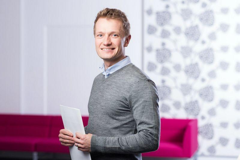 """Suomijos vyriausybiniam bendrųjų funkcijų centrui vadovaujantis Mikaelis Mantila tvirtino, kad didžiausi iššūkiai, su kuriais teko susidurti steigiant tokį centrą, buvo IT sistemų suderinamumas ir dalies valstybės tarnautojų pasipriešinimas. """"Palkeet"""" nuotr."""