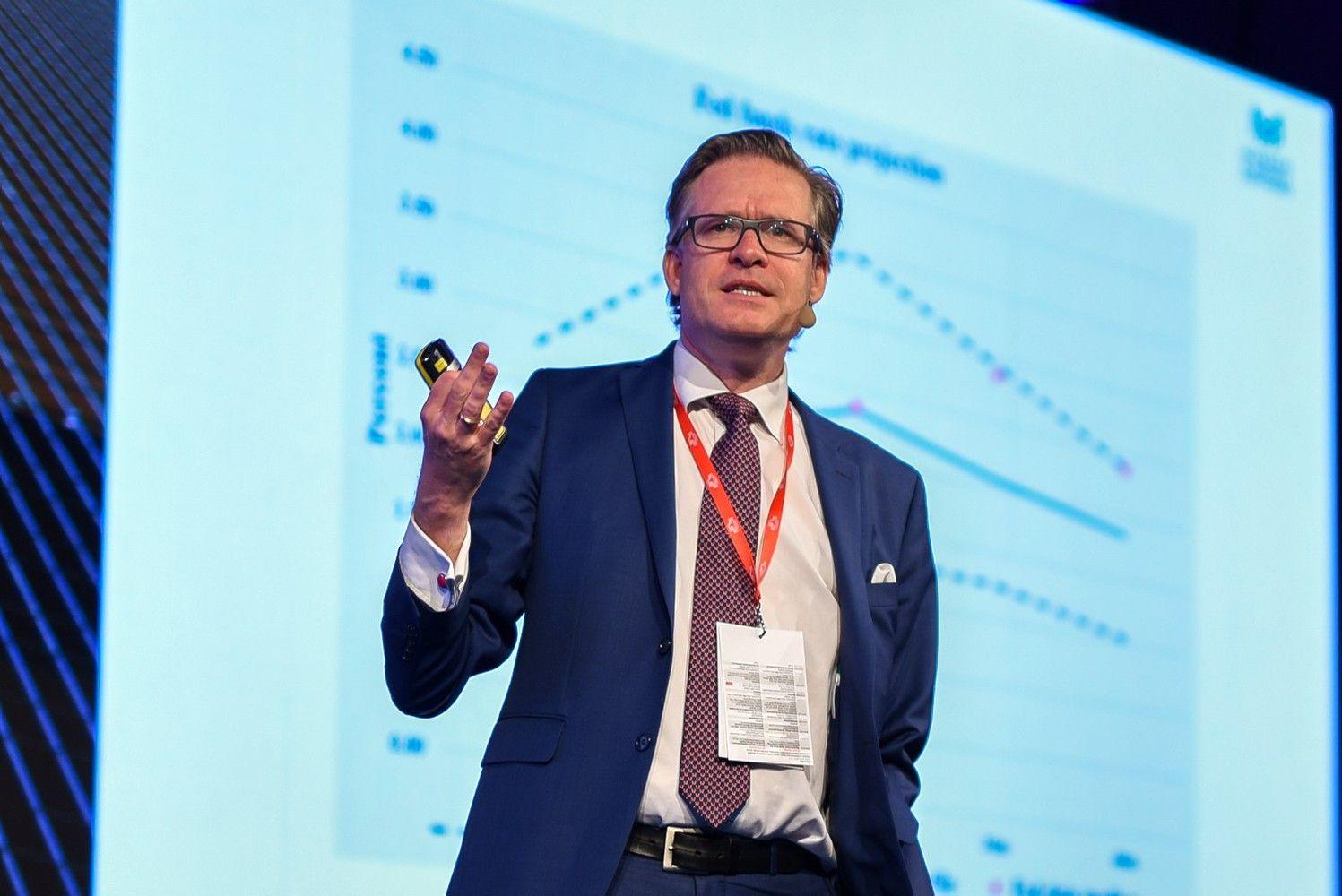 Ekonomistas Larsas Christensenas: dabartinį periodą reikia kantriai išlaukti