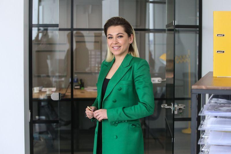 """Viktorija Vanagė, sutelktinio NT finansavimo platformos """"Profitus"""" vadovė.  Vladimiro Ivanovo (VŽ) nuotr."""